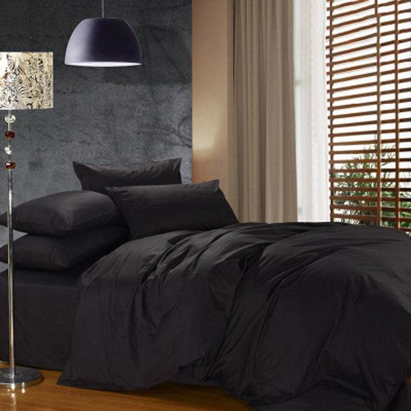queen size 4pcs hotel bedding set of
