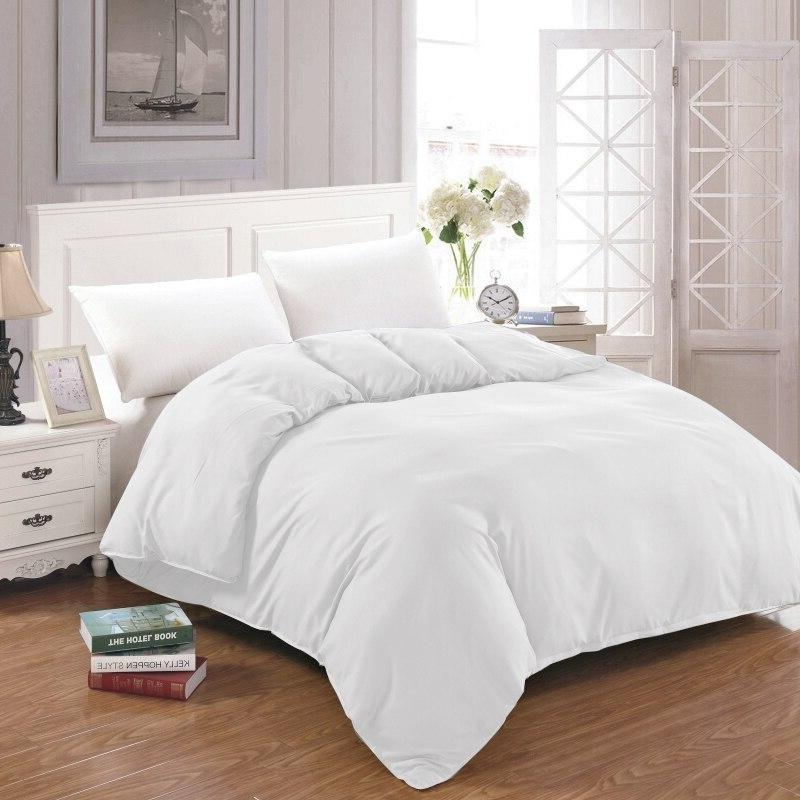 Russia Spain <font><b>Bedding</b></font> Europe Single Duvet Cover White Black Gray