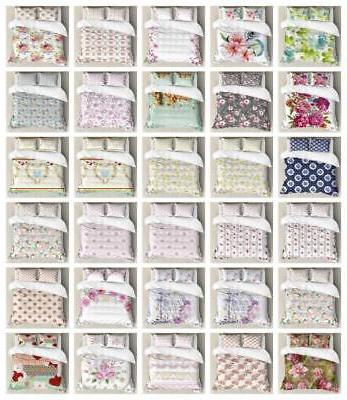shabby chic duvet cover set twin queen