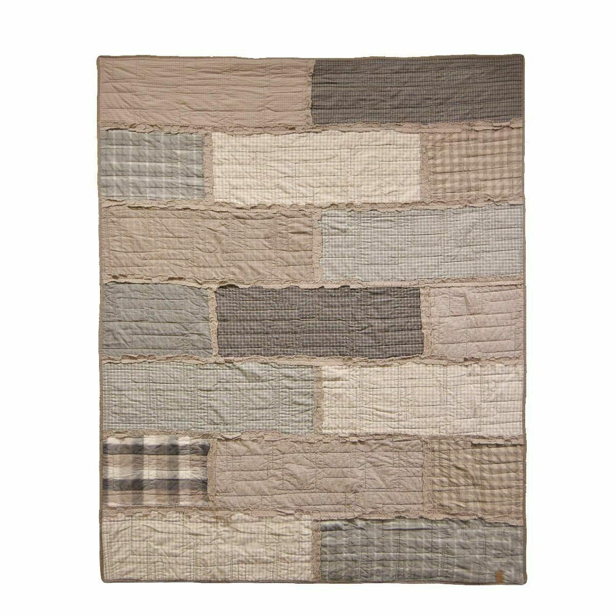 SMOKY COBBLESTONE Quilts Accessories - Farmhouse Country