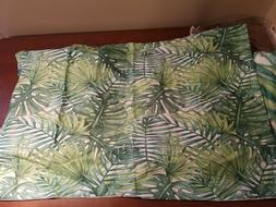 Ambesonne Leaf Tropical Exotic Banana Forest Palm Tree Leave