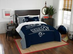 Los Angeles Rams Bedding Full/Queen  OFFICIAL NFL
