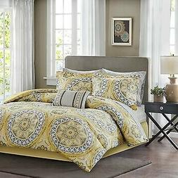 Madison Park Essentials Serenity Queen Size Bed Comforter Se