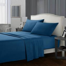 NEW Bed Sheets Softest Bedding Sets Collection Home Accessor