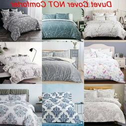 printed duvet cover set luxury ultra soft