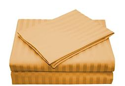 AMRICH provides you Gold Colored, Striped Patterned, Queen S