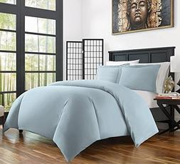Best Rated on Amazon One Piece Duvet Cover with Button Closu