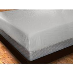 Vinyl Fitted Mattress Cover