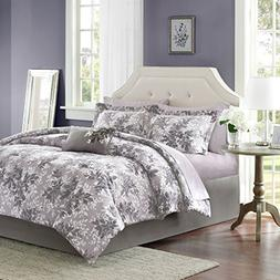 Madison Park Essentials Shelby Complete Bed And Sheet Set