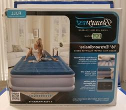"Simmons Beautyrest Extraordinaire Raised iFlex 16"" Air Bed M"