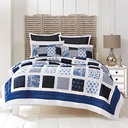 Brylanehome Suma Patchwork Quilt