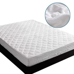 Bedsure Super Soft & Warm Mattress Pad Queen Size Hypoallerg