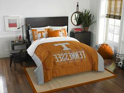 "Tennessee Volunteers Bedding Full/Queen Comforter Set ""Mod"