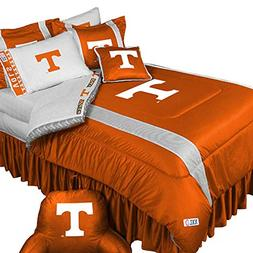 NCAA Tennessee Volunteers - 5pc BED IN A BAG - Queen Bedding