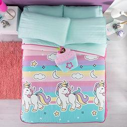 BEST SELLER UNICORNS CLOUDS STARS KIDS GIRLS WONDERFUL DESIG