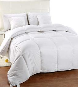 Cute Queen Comforter Cuddledown Quilts Hypoallergenic Plush